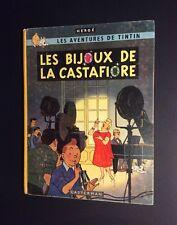 Les aventures de Tintin. Les bijoux de la castafiore.Casterman 1965 EO Belge.B34