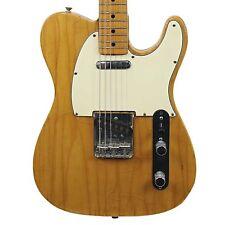 Vintage 1971 Fender Telecaster Tele Electric Guitar Stripped Finish
