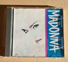 Madonna - in the beginning  CD