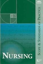 Nursing: Scope and Standard of Practice (American Nurses Association), , Good Bo