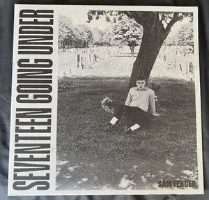 Sam Fender Seventeen Going Under Clear Vinyl Limited Edition