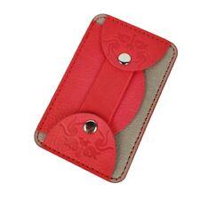 """Phone FINGER GRIP Strap,Pocket card & Wallet for Universal Phone """"US Seller"""""""
