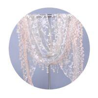 Shawl Top Crochet Wrap Lightweight Design Ladies Triangle Fashion Lace Scarf