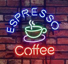"""""""Coffee """" Vintage Neon Sign UK  Decor Restaurant Bistro Bar 17""""X14"""""""