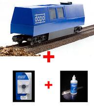 Dapol Motorised Track Cleaner Vacum Clean Brush Sand Polish HO OO Scale B800