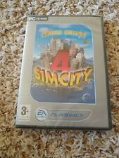 SimCity 4 Brand New Nordic Classics Case (PC, 2003) free shipping sealed game