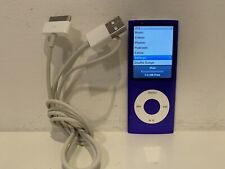 Apple iPod nano 4th Generation Purple (8 GB)