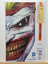 Teen Titans #15 Death of the Family D.C. Universe Comics  CB5022