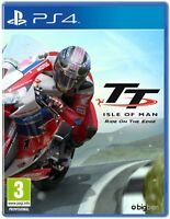 TT Isle of Man - Ride on the Edge (Sony PlayStation 4, PS4)