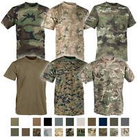 Off-White Helikon Military Combat Tactical Mens T-Shirt Work 100/% Cotton Khaki Beige X-Large
