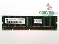 64MB Micron MT8LSDT864AG-10CZ4 SDR SDRAM 100MHz PC100 Unbuffered