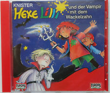 Hexe Lilli und der Vampir mit dem Wackelzahn CD Mit magischem Vampirtrick