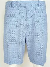 NEW RLX Ralph Lauren $85 Stretch Golf Shorts Spyglass Blue Men's, Size 38