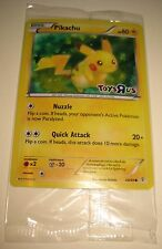 Pokémon HOLO Pikachu Toys R Us Promo Card XY Evolutions 26/83 Sealed *FREE SHIP*