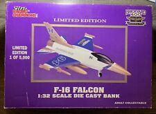 1994 Racing Champions: BRICKYARD 400 - F-16 Falcon 1:32 NASCAR Die-Cast Bank