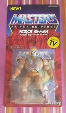 HE-MAN ROBOT WAVE2 SUPER 7 SUPER7 MASTERS DEL UNIVERSO MOTU HE-MAN