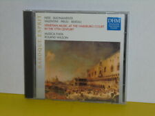 CD - VENETIAN MUSIC AT THE HABSBURG COURT IN THE 17TH CENTURY