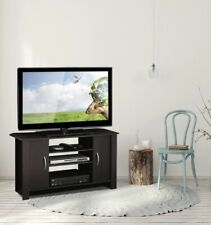 Furinno Econ Espresso TV Stand Entertainment Center for TVs