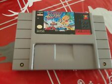 Street Racer SNES Authentic and working
