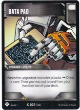 TRANSFORMERS TCG WAVE 1 BATTLE CARDS - AUTOBOT / DECEPTICON - SINGLES + PLAYSETS