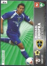 PANINI CHAMPIONSHIP 2007- #046-CARDIFF CITY-MICHAEL CHOPRA