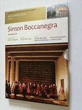 Simon Boccanegra  - Giuseppe Verdi  Dvd Opera Lirica vol 12
