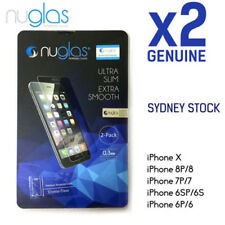 Nuglas Mobile Phone Screen Protectors for Apple iPhone X