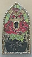 Disney Pins DLR Pin of the month Windows of Evil Horned King From Black Cauldron