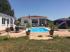 For Sale 3 Bed Detached Villa in own grounds, Valencia area, pool & games room