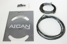 AICAN Superlight Bungarus BRAKE Cable Housing set kit Nokon, I-Link, Gray