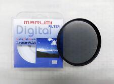 Marumi 58mm DHG Circular P.L.D Lens Filter DHG Circular Polarizer filter 58 mm