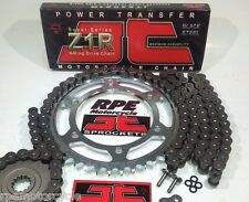 Yamaha FZ8 FZ-8 Fazer JT Z1R 525 X-Ring chain and sprockets kit *Premium Kit*.