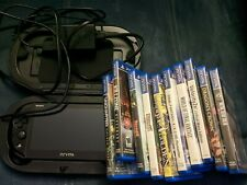 Sony Ps Vita Pch-2000 (mint) Persona 4 Golden and other games included!