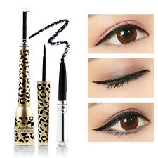 Water of Eyeliner Liquid+Eye Liner Pencil Pen Beauty Make-Up