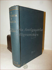 FISICA - R.S.Willows, TEXT-BOOK OF PHYSICS 1913 Edward Arnold Manuale illustrato