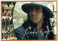 GOJKO MITIC - Unter Geiern - hand signed Autograph Autogramm Autogrammkarte