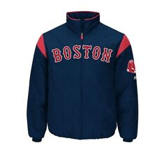Boston Red Sox XXL Premier On Field Thermal  Dugout Authentic Jacket