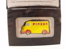 Schuco Piccolo n° 5922 Citroën Typ H PINDER neuf boite / boxed edn limited mint
