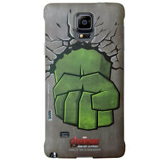 Coque Marvel The Avengers Hulk pour Samsung Galaxy Note 4