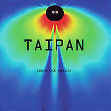 Taipan - 1002: A ROCK ODYSSEY CD - Sealed