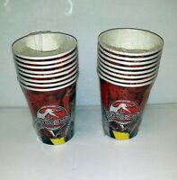 Lot of 40 Pieces - Jurassic Park III Hot/Cold 9 Oz. Party Cups + FREE SHIPPING!