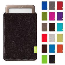 WildTech sleeve TOLINO SHINE, bolso funda protectora fieltro cover case eBook Reader