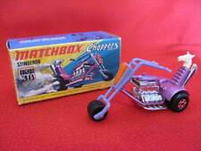 Matchbox Lesney Superfast Number 38 Stingeroo Chopper. Made in England 1972.
