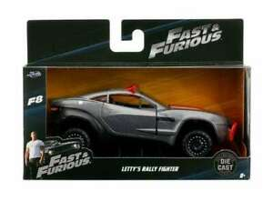 Jada Toys 98302 Letty's Rally Fighter - Fast & Furious 1:32 NEU OVP