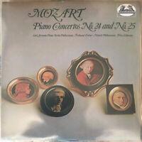 Mozart Heliodor Seeman Lp Concertos 24/25 89799 V:NM S:EX +Loricraft!