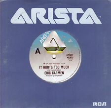 ERIC CARMEN It Hurts Too Much / You Need Some Lovin' 45