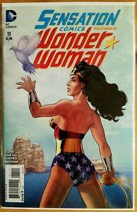 Sensation Comics Featuring WONDER * WOMAN #11 (2015 DC Comics) ~ NM Comic Book