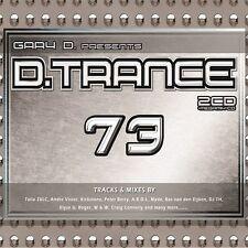 D.TRANCE 73 3 CD NEUF