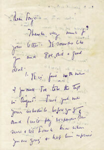 JOHN F. KENNEDY - AUTOGRAPH LETTER SIGNED CIRCA 1946