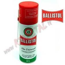 OLIO ARMI BALLISTOL BAL1 200ML KEVLER MULTIUSO PROFESSIONALE MANUTENZIONE AIRGUN